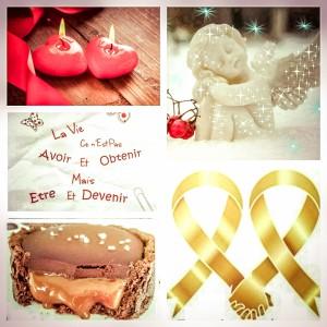 Journée Mondiale du cancer chez l'enfant (11.02.17)