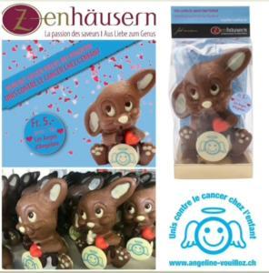 Pâques 2021 avec l'entreprise Zenhäusern